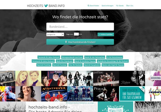 hochzeits-band.info Design