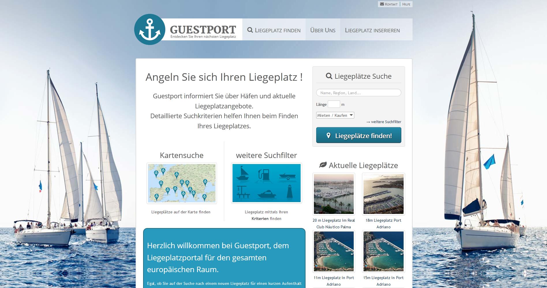 guestport-startseite