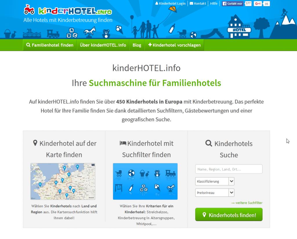 kinderhotel.info Startseite