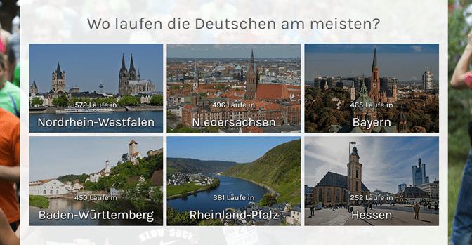 Bilder Galerie für z.B. Bundesländer-Suchseiten