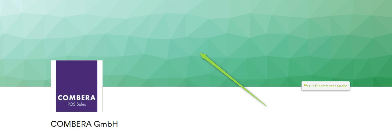 generiertes Hintergrundbild als Fallback im Branchenportal