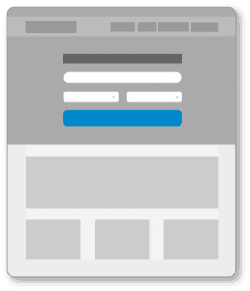 Branchenportal Seitenübersicht Startseite