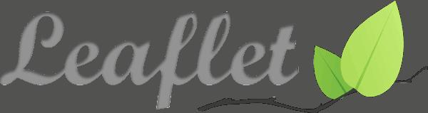 leaftletjs Open Street Maps Logo